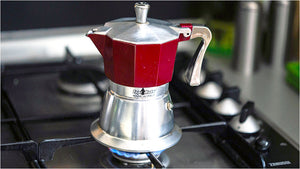 Moka Pot, or Stove Top Espresso Recipe