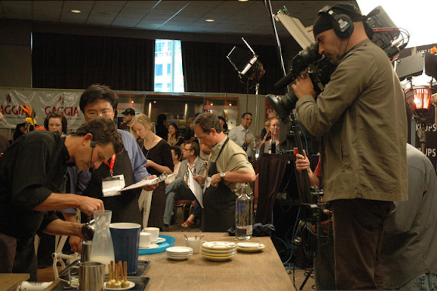 Glutton for Punishment takes on the Canadian National Barista Championship