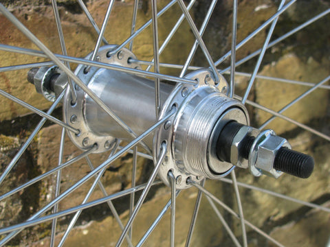 Standard Threaded Single Speed Hub