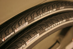 Pair of Vittoria Randonneur Tyres - 700c x 37mm