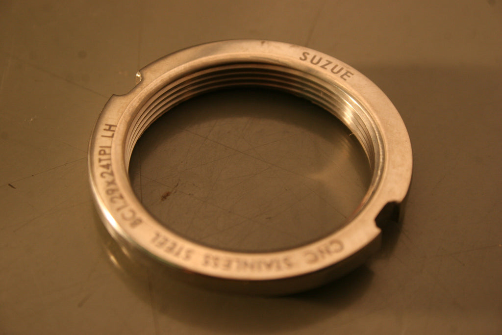 Suzue Lock Ring for 12T Sprockets