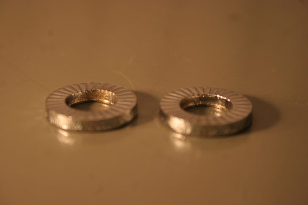 3mm Rear Wheel Hub Spacers - For Creating 126mm Hubs