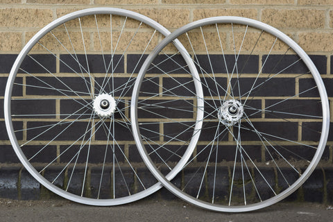 Commuter Single Speed Wheel - Silver