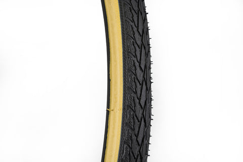 Pair of Schwalbe Road Cruiser Classic Gum Wall Tyre - 700c x 32mm
