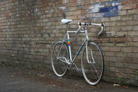 Peugeot Vintage Rebuild Single Speed Bike | Classic Parts | 58cm