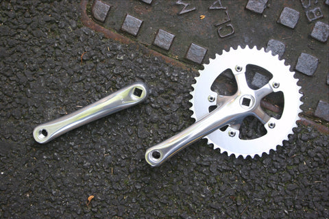 S S C Spider Single Speed Chainset