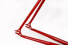 S S C Steel Track Bicycle Frame - 52cm