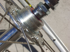 Premium Silver 700c Single Speed Kit