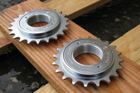 Large Dicta Single Speed Freewheel - 19, 20 or  22 Teeth