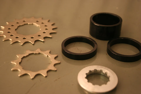 Freehub Single Speed Conversion Kit