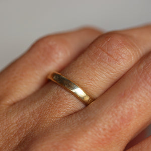 Made To Order | Wedding Band - 4mm