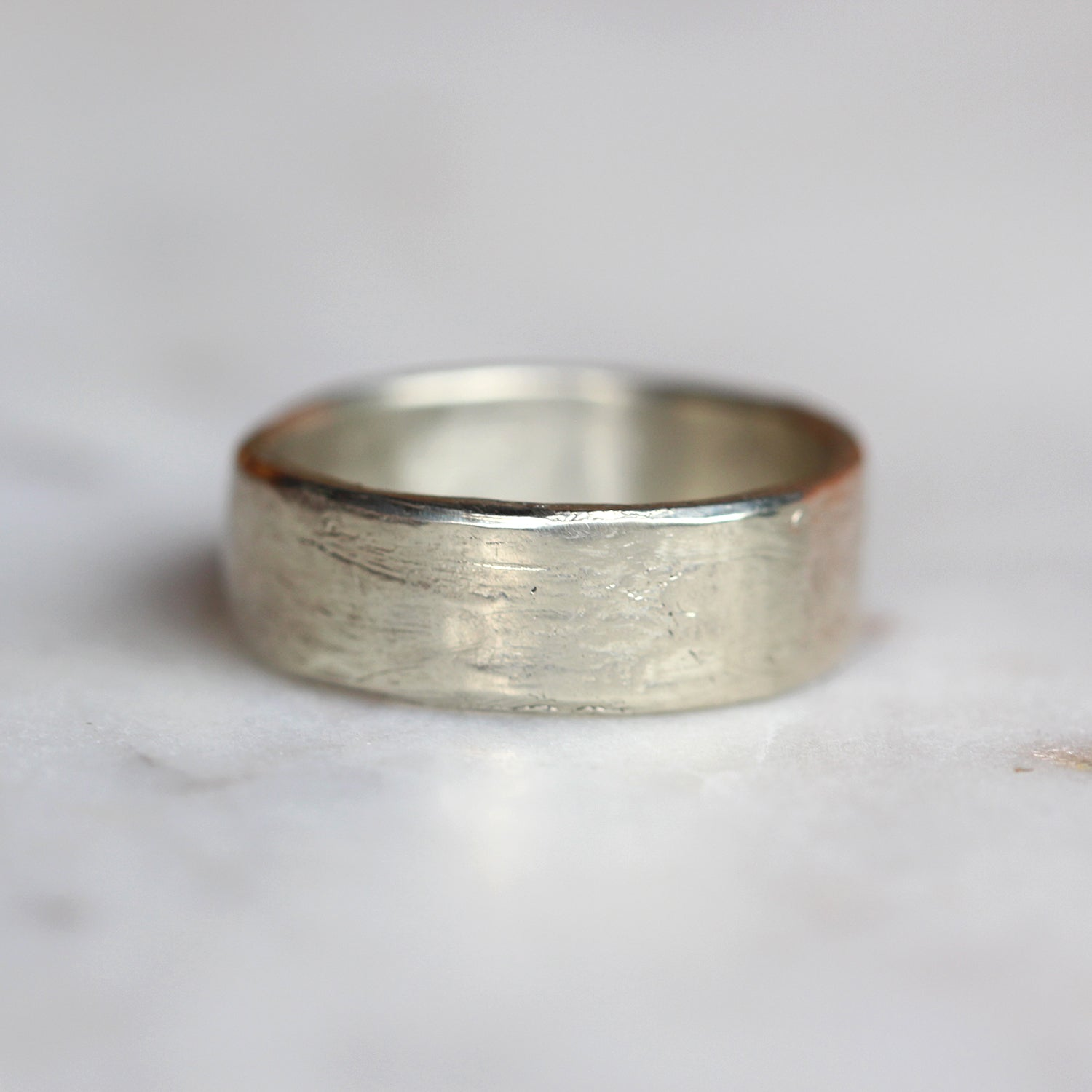 Made To Order | Wedding Band - 7mm - JUX Jewellery