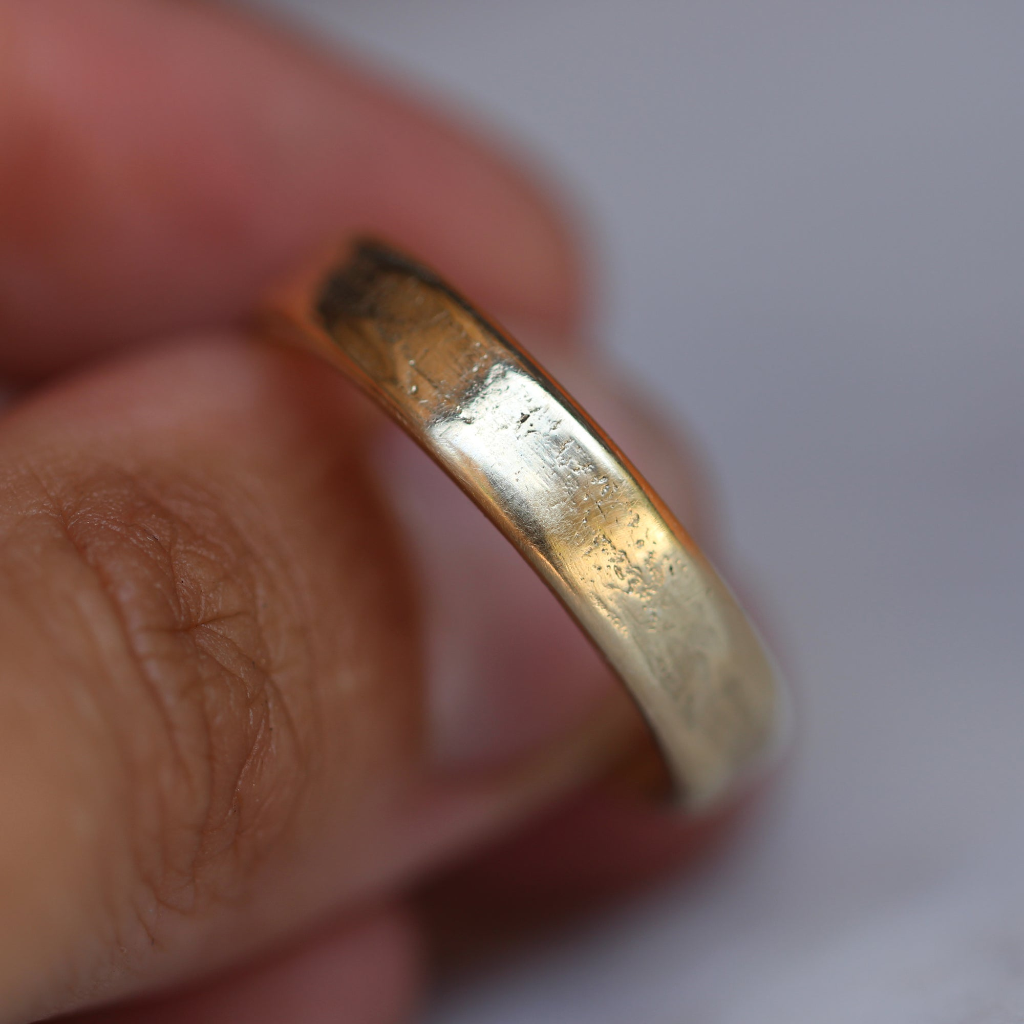 Made To Order | Wedding Band - 5mm - JUX Jewellery