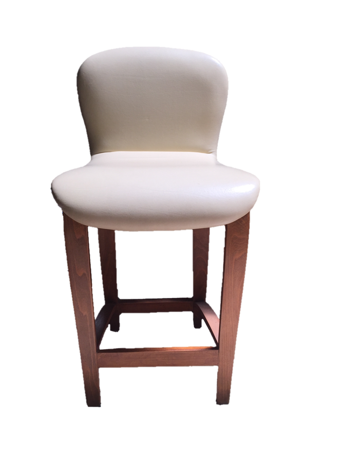 Excellent Pair Of Mid Century Modern Plycraft Custom Counter Stools Cjindustries Chair Design For Home Cjindustriesco
