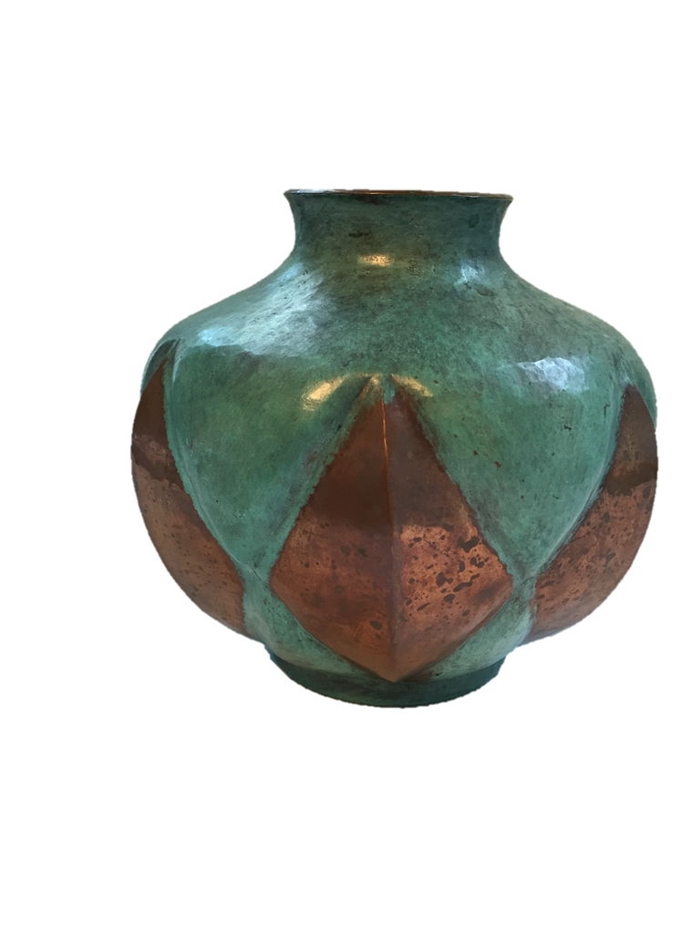 Copper Bronze Vase