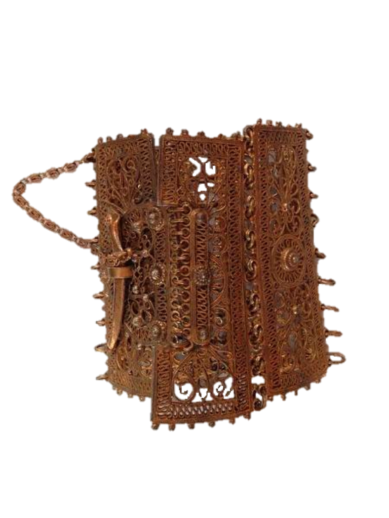 Antique Etruscan Bracelet