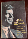 Book, John Kennedy A Political Profile