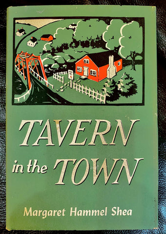 Book, Tavern In The Town