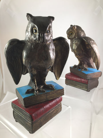 Owl Bookends set of 2