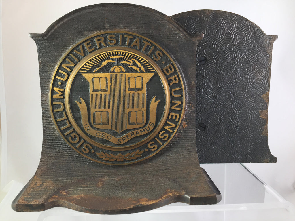 Brown University Bookends set of 2