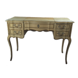 French Vanity with Stool