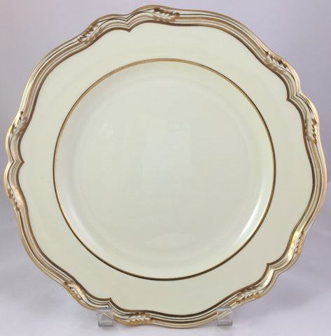 Tiffany Dinner Plates Spode Sheffield Pattern Set of 11
