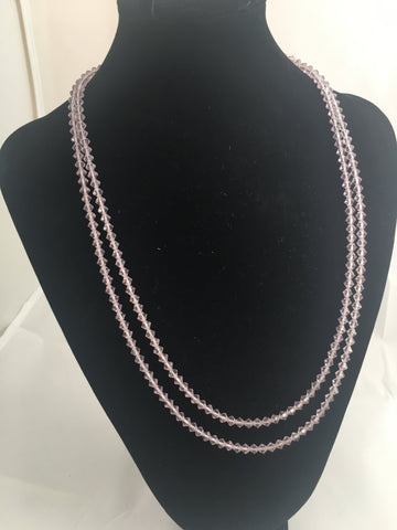 Crystal Czech Necklace