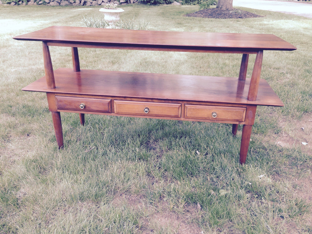Mid-century Modern MCM Table-SOLD