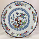 Indian Tree Plate by Adams