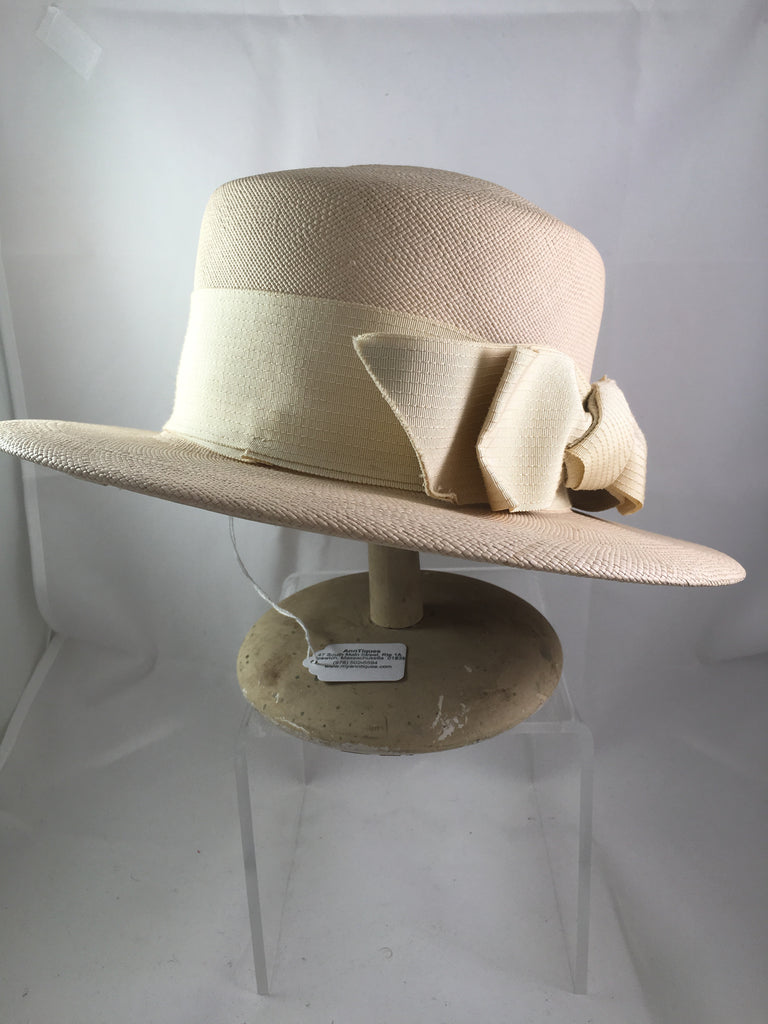 Hat Cherry and Webb Brimmed
