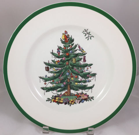 Spode Christmas Tree Dinner Plate Set of 15 SOLD