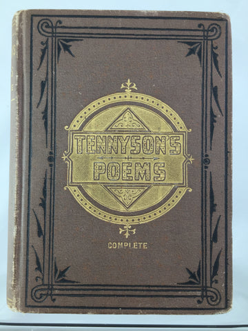 Tennyson's Poems Complete