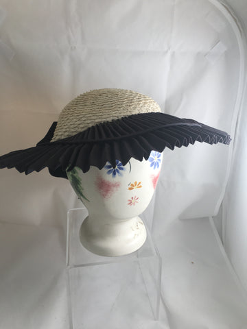 Hat Cora Chandler's Fan Brimmed