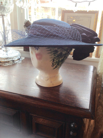 Vintage Ladies Hat-SOLD