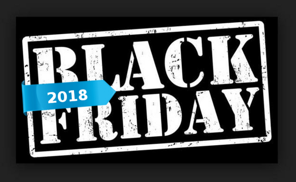 5th Annual Black Friday Sale
