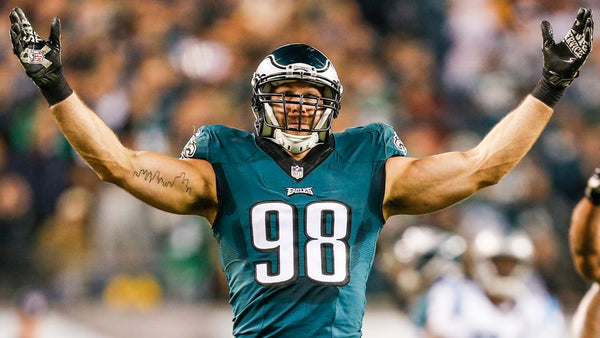 Connor Barwin Appearance & Signing on April 24