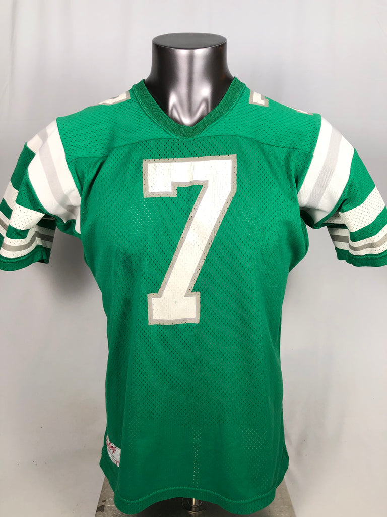 RON JAWORSKI PHILADELPHIA EAGLES VINTAGE 1980'S RAWLINGS JERSEY ADULT LARGE