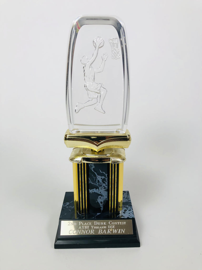 CONNOR BARWIN DUNK CONTEST TROPHY