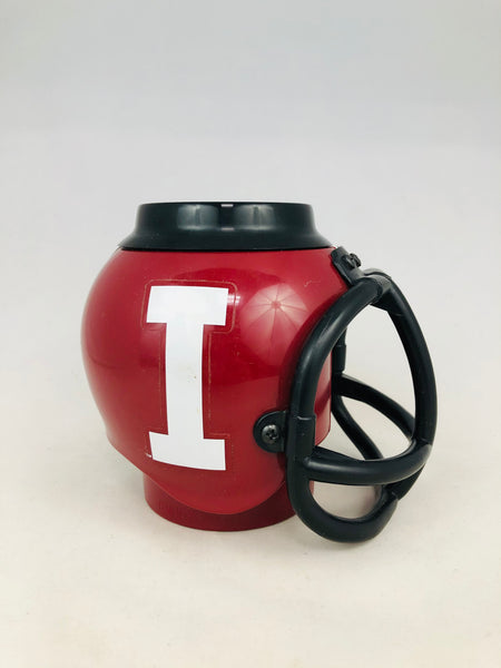 INDIANA UNIVERSITY HOOSIERS VINTAGE 1992  HELMET COFFEE MUG