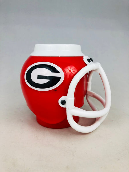 UNIVERSITY OF GEORGIA BULLDOGS VINTAGE 1992  HELMET COFFEE MUG