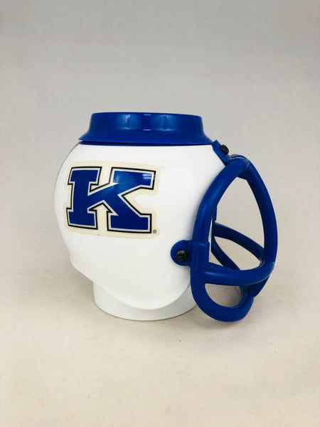 UNIVERSITY OF KENTUCKY WILDCATS VINTAGE 1992  HELMET COFFEE MUG