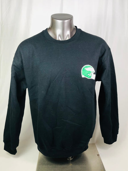 PHILADELPHIA EAGLES RETRO KELLY GREEN CREW SWEATSHIRT