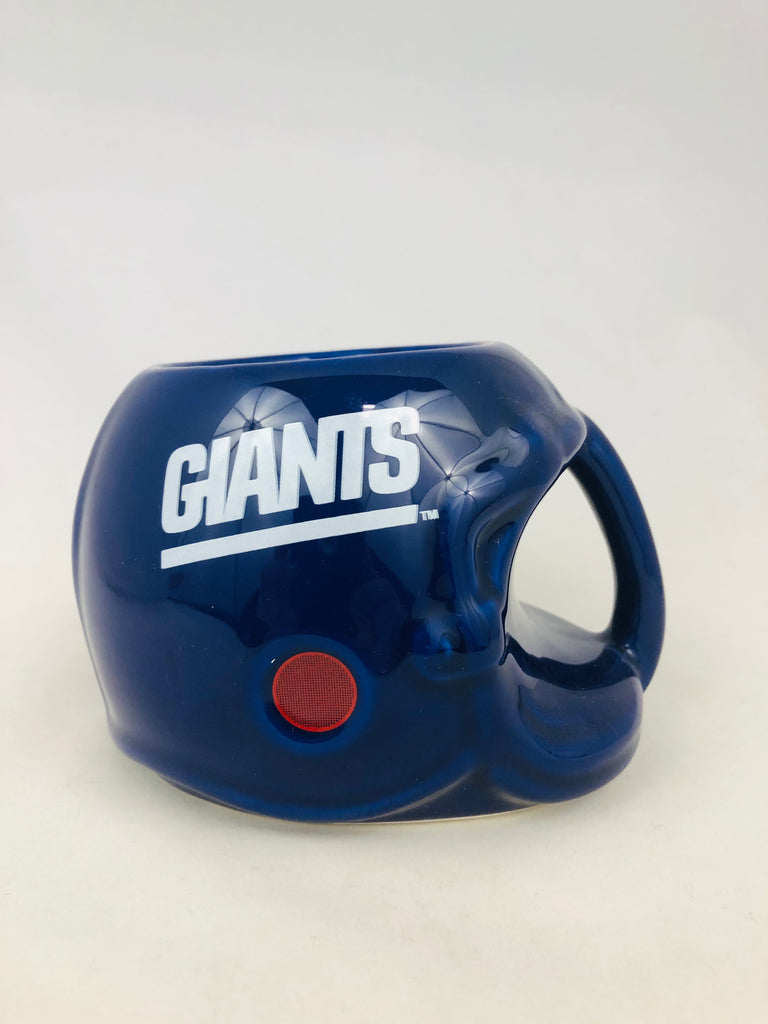 NEW YORK GIANTS VINTAGE 1986 TEAM NFL HELMET COFFEE MUG