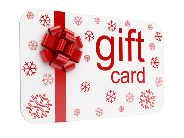 GIFT CARD AT BUCKS COUNTY BASEBALL CO. VALUE: $25.00