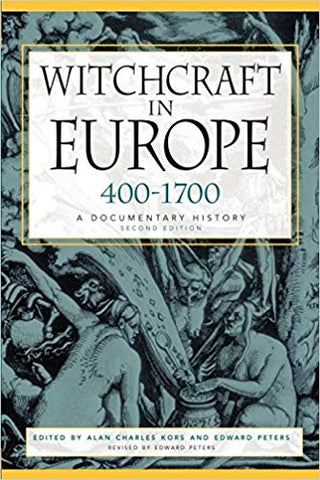 Witchcraft in Europe