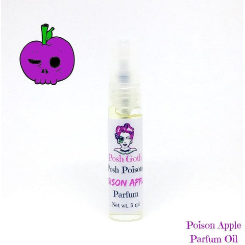 Poison Apple Sweet Smelling Gothic Perfume 5 ml Spray Sample