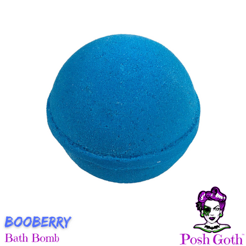 BOO BERRY Bath Bomb by Posh Goth