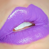 HOCUS POCUS  Wicked Liquids™ Vegan Opaque Purple Liquid Lipstick by Posh Goth