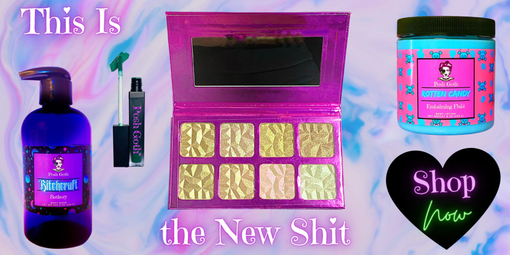 Posh Poisons Perfume