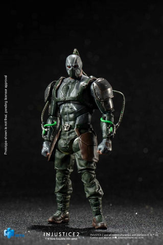 Injustice 2: Bane 1:18 Scale 4 Inch Acton Figure